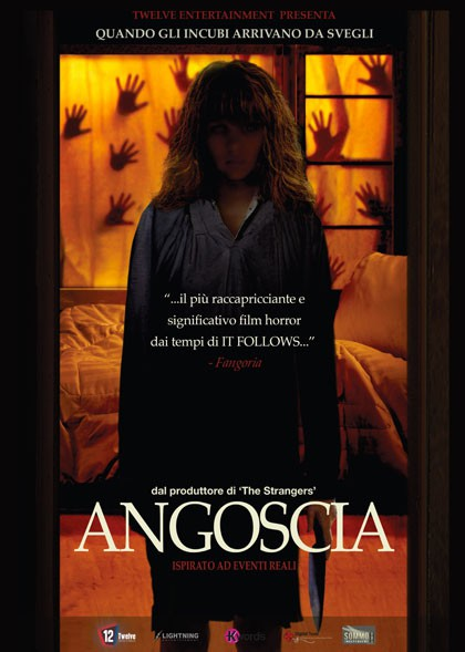 ANGOSCIA (DVD)
