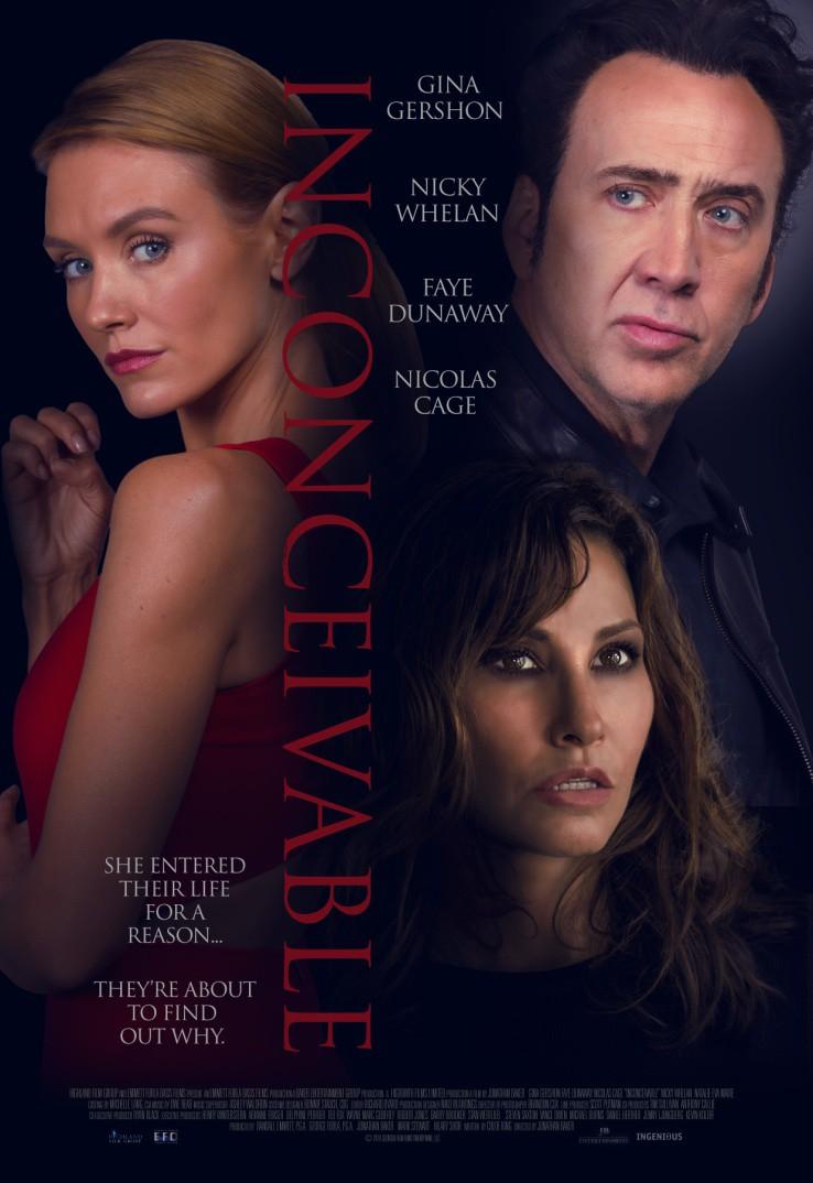 INCONCEIVABLE (DVD)
