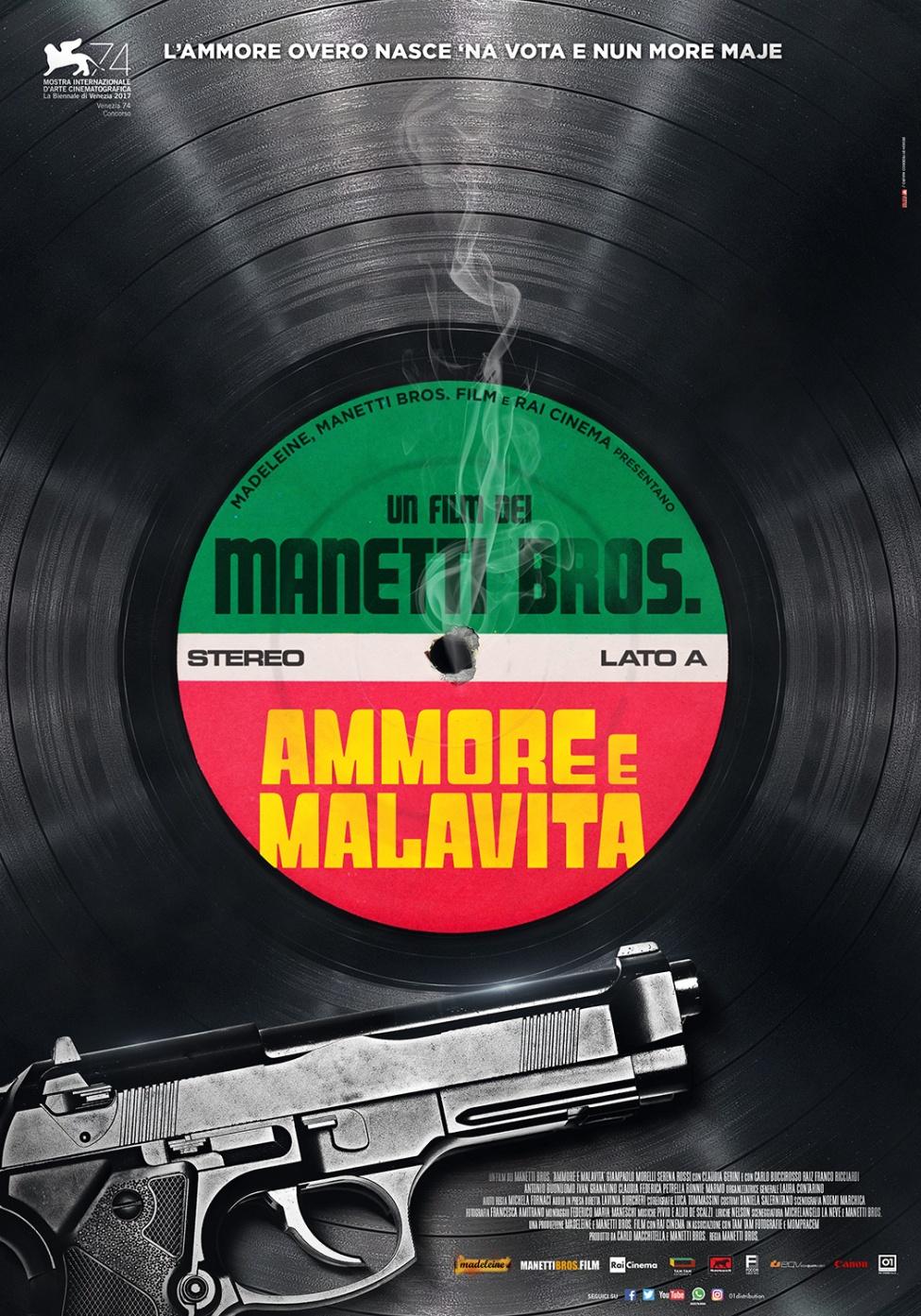 AMMORE E MALAVITA - BLU RAY
