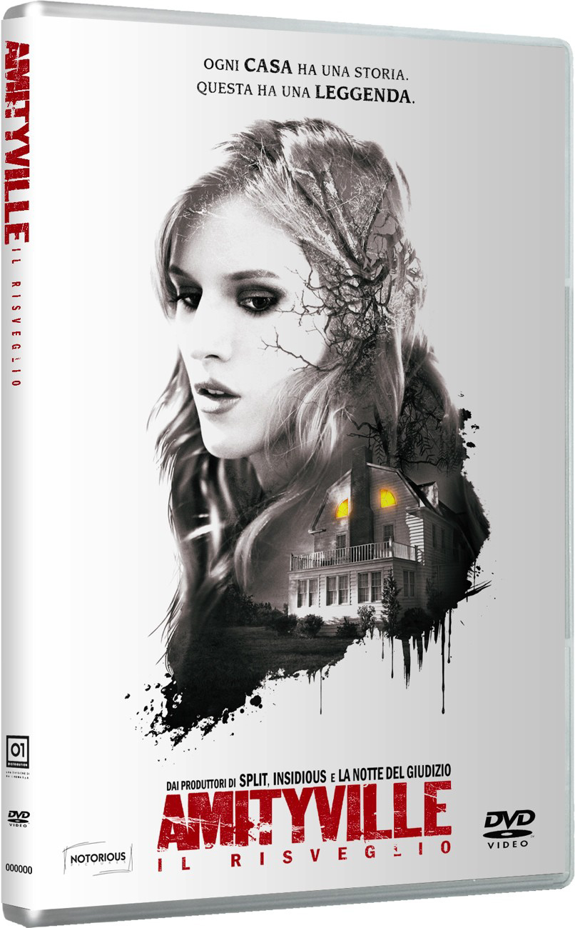 AMITYVILLE - IL RISVEGLIO (DVD)
