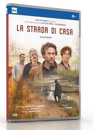 STRADA DI CASA (3 DVD)COF. (DVD)