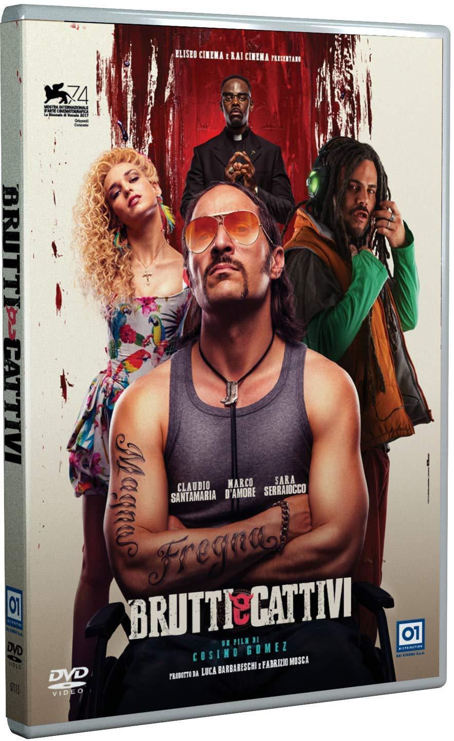 BRUTTI E CATTIVI (DVD)