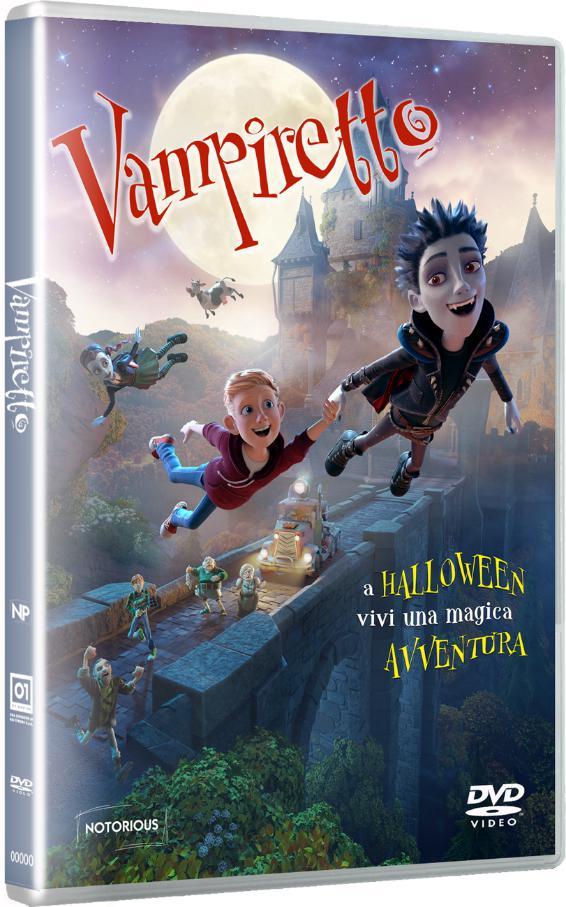 VAMPIRETTO (DVD)