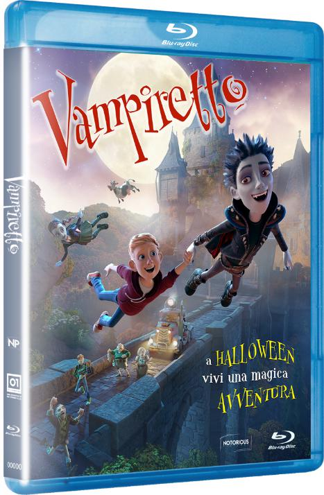 VAMPIRETTO - BLU RAY