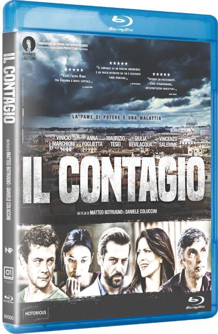 IL CONTAGIO - BLU RAY