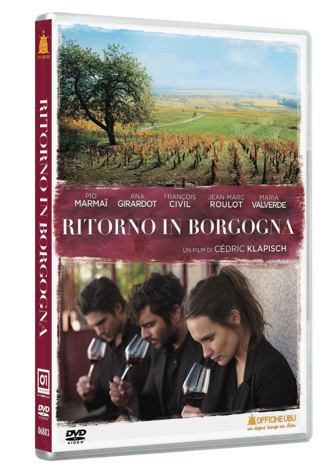 RITORNO IN BORGOGNA (DVD)