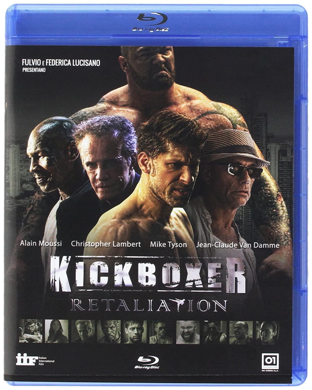 KICKBOXER: RETALIATION - BLU RAY
