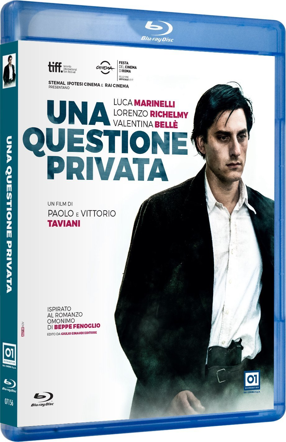UNA QUESTIONE PRIVATA - BLU RAY