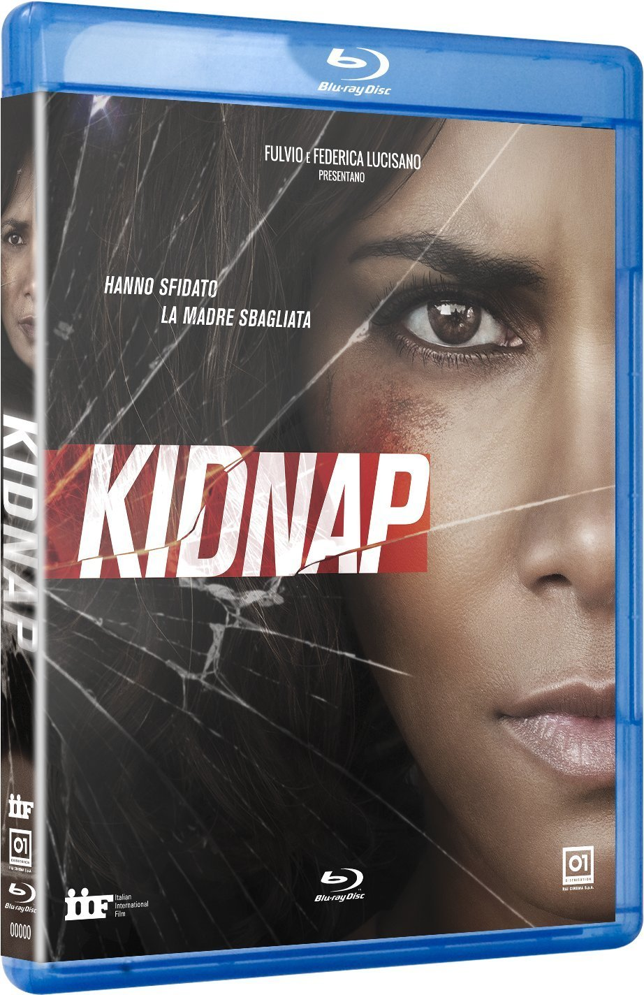 KIDNAP - BLU RAY