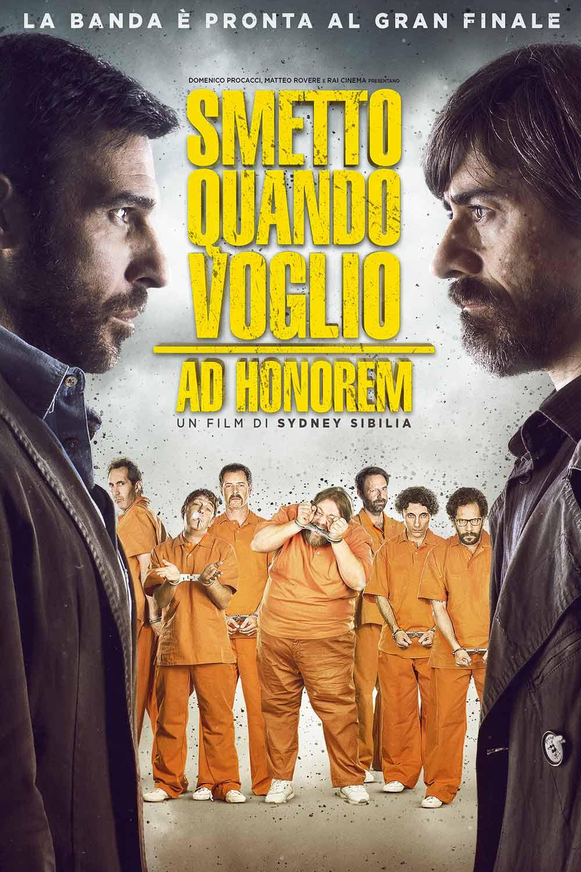 SMETTO QUANDO VOGLIO - AD HONOREM (DVD)
