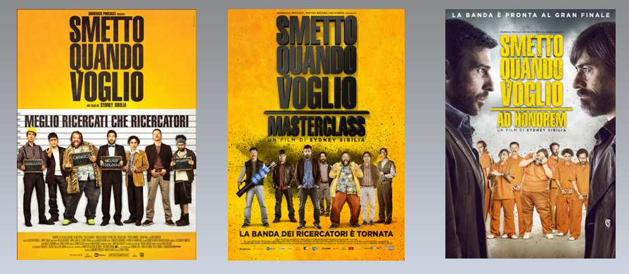 COF.SMETTO QUANDO VOGLIO COLLECTION (3 BLU-RAY)