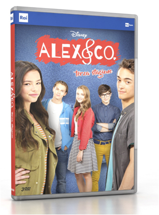 COF.ALEX & CO. - STAGIONE 03 (3 DVD) (DVD)