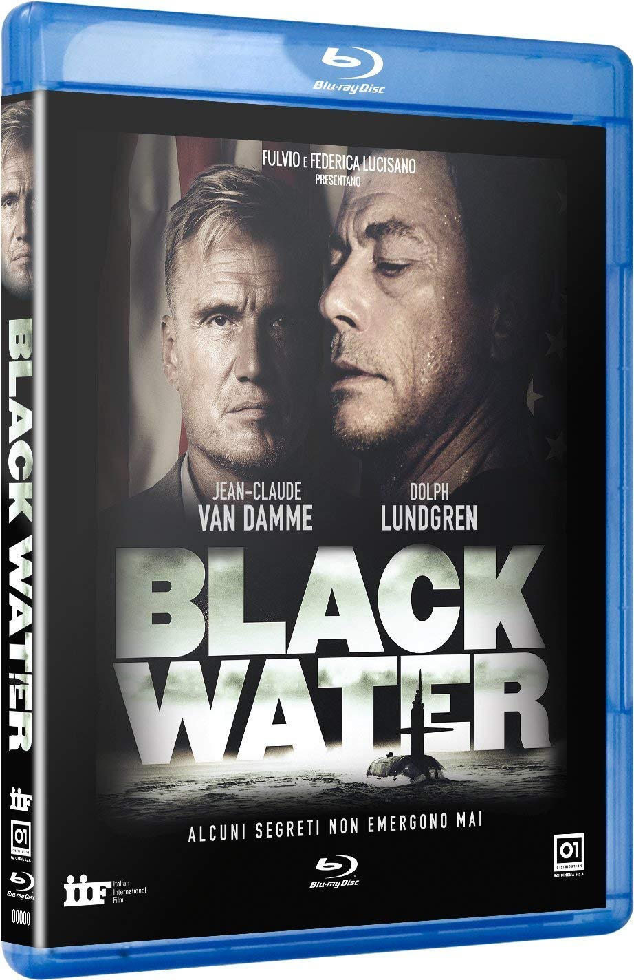 BLACK WATER - BLU RAY