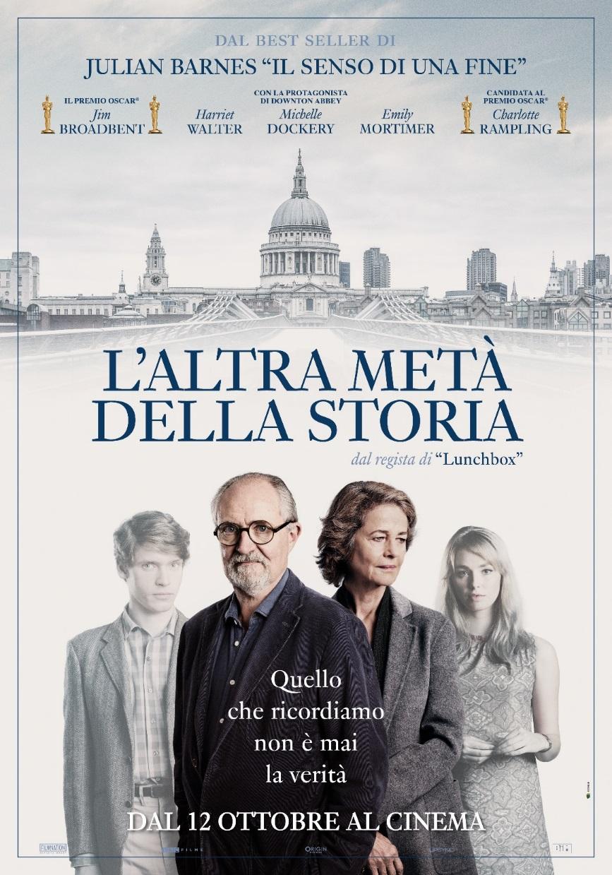 L'ALTRA META' DELLA STORIA (DVD)