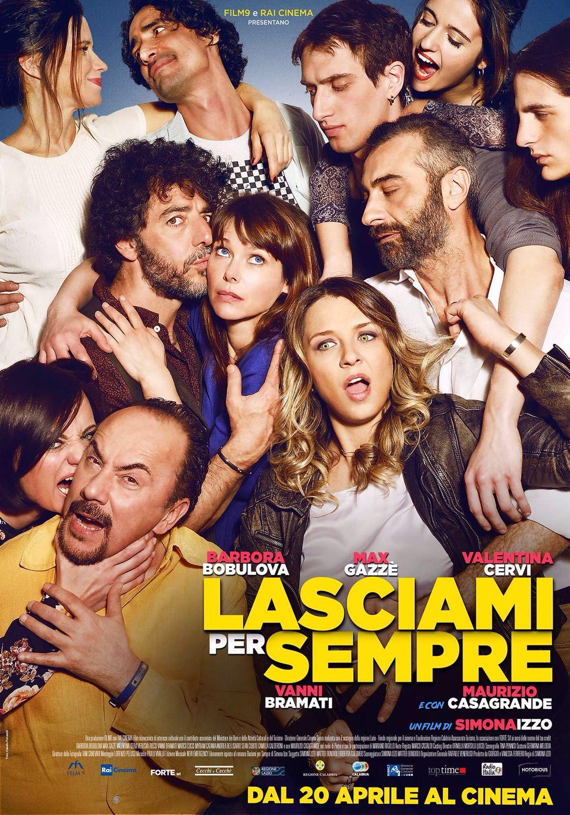 LASCIAMI PER SEMPRE (DVD)