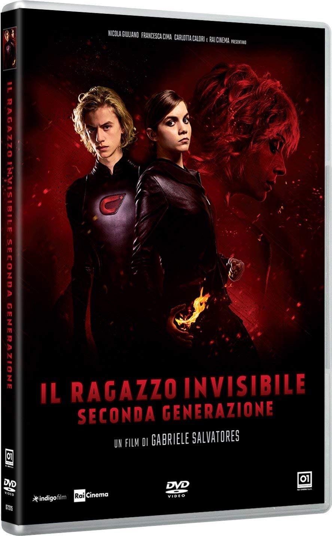 IL RAGAZZO INVISIBILE - SECONDA GENERAZIONE (DVD)