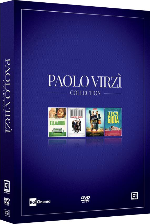 COF.PAOLO VIRZI' COLLECTION (4 DVD) (DVD)