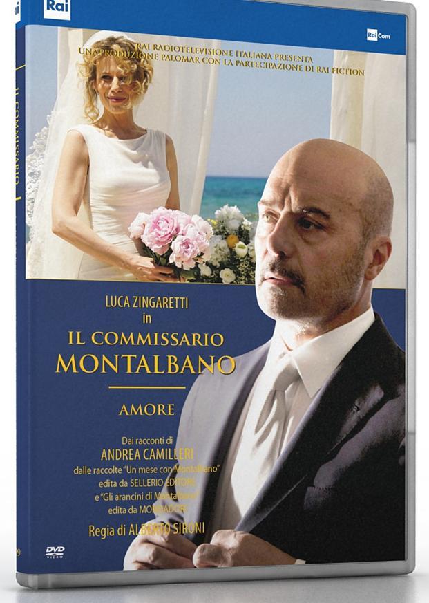 IL COMMISSARIO MONTALBANO - AMORE (DVD)