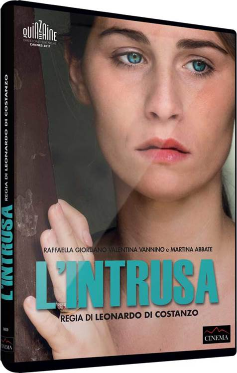 L'INTRUSA (DVD)
