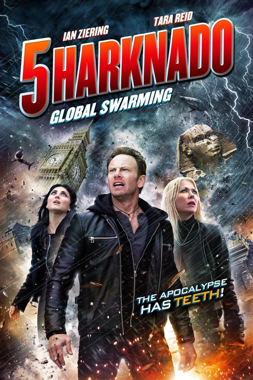 SHARKNADO 5 (DVD)
