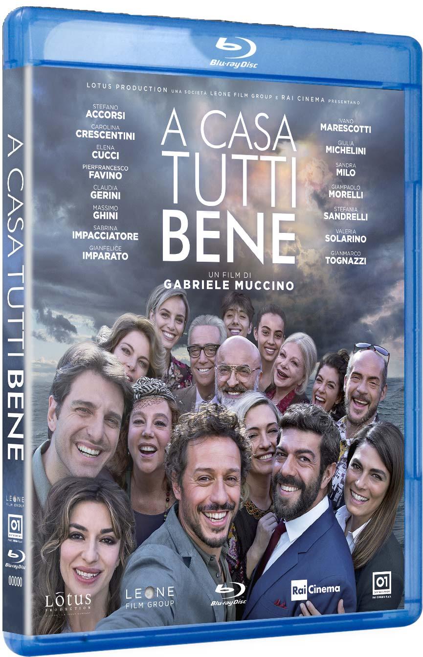 A CASA TUTTI BENE - BLU RAY