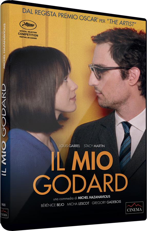 IL MIO GODARD (DVD)