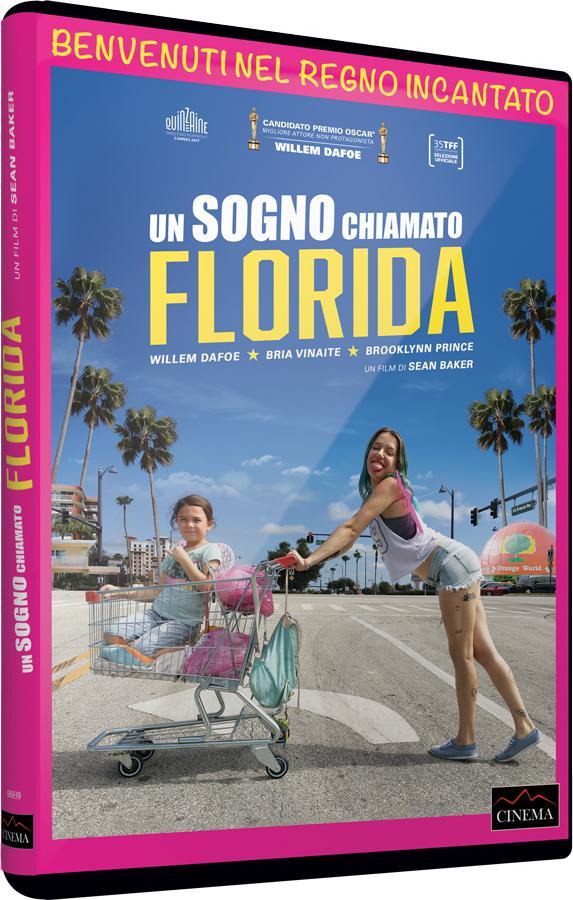 UN SOGNO CHIAMATO FLORIDA (DVD)
