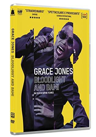 GRACE JONES - BLOODLIGHT AND BAMI (DVD)