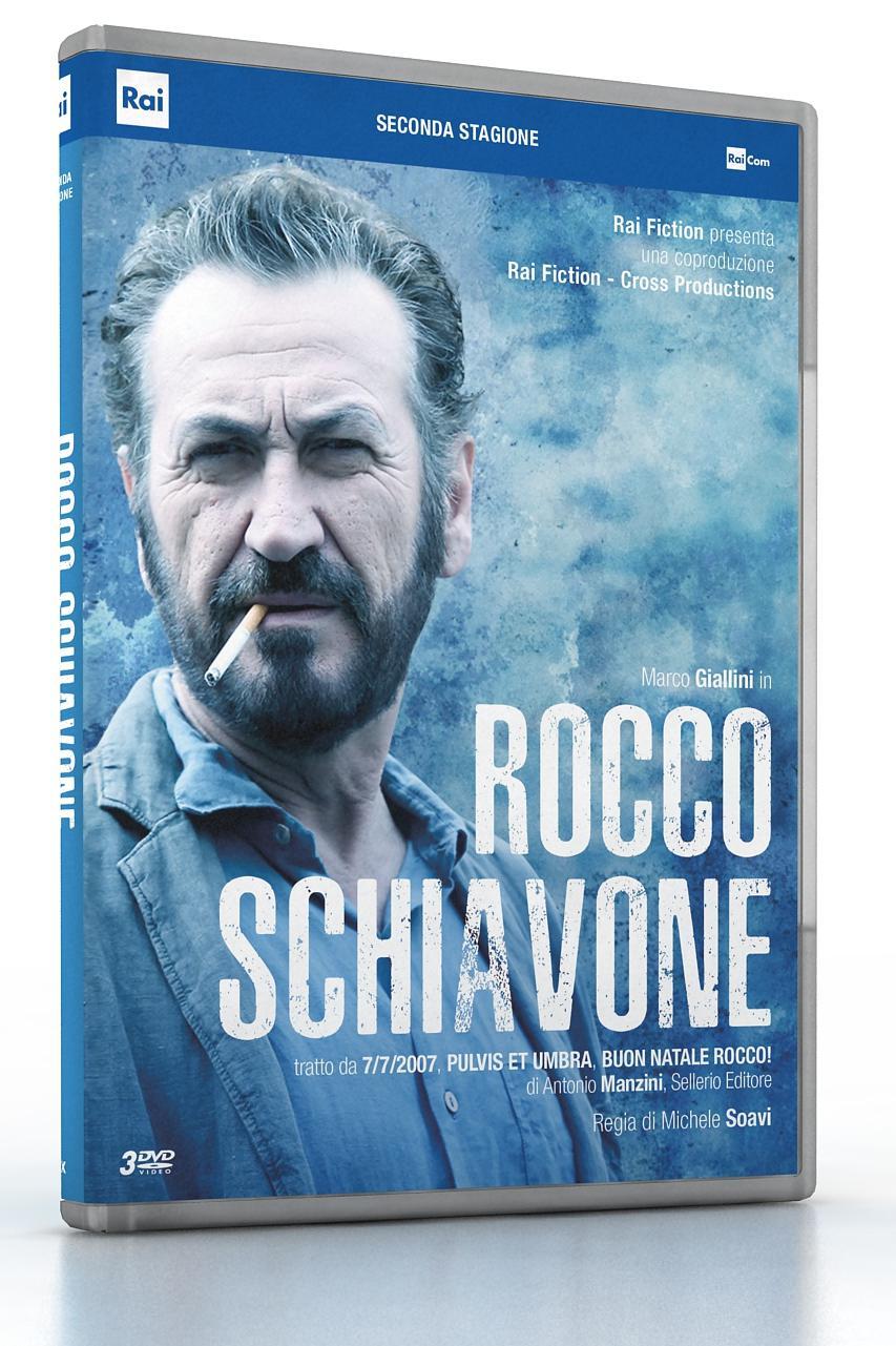 COF.ROCCO SCHIAVONE - SECONDA STAGIONE (3 DVD) (DVD)