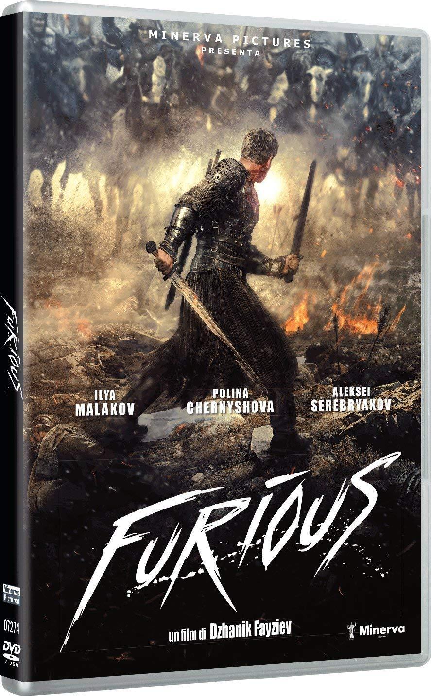 FURIOUS (DVD)