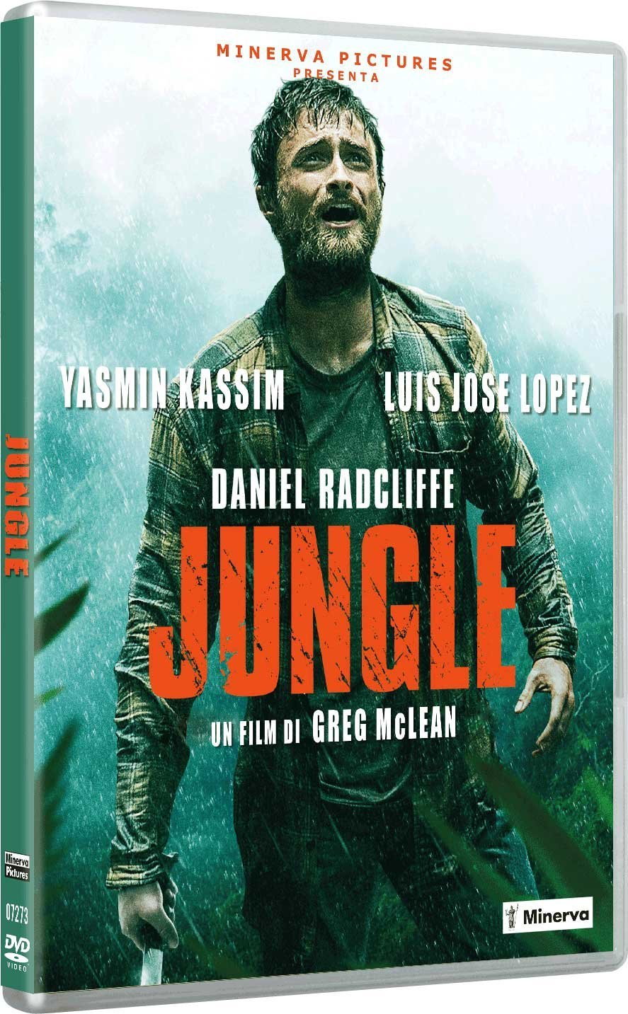 JUNGLE (DVD)