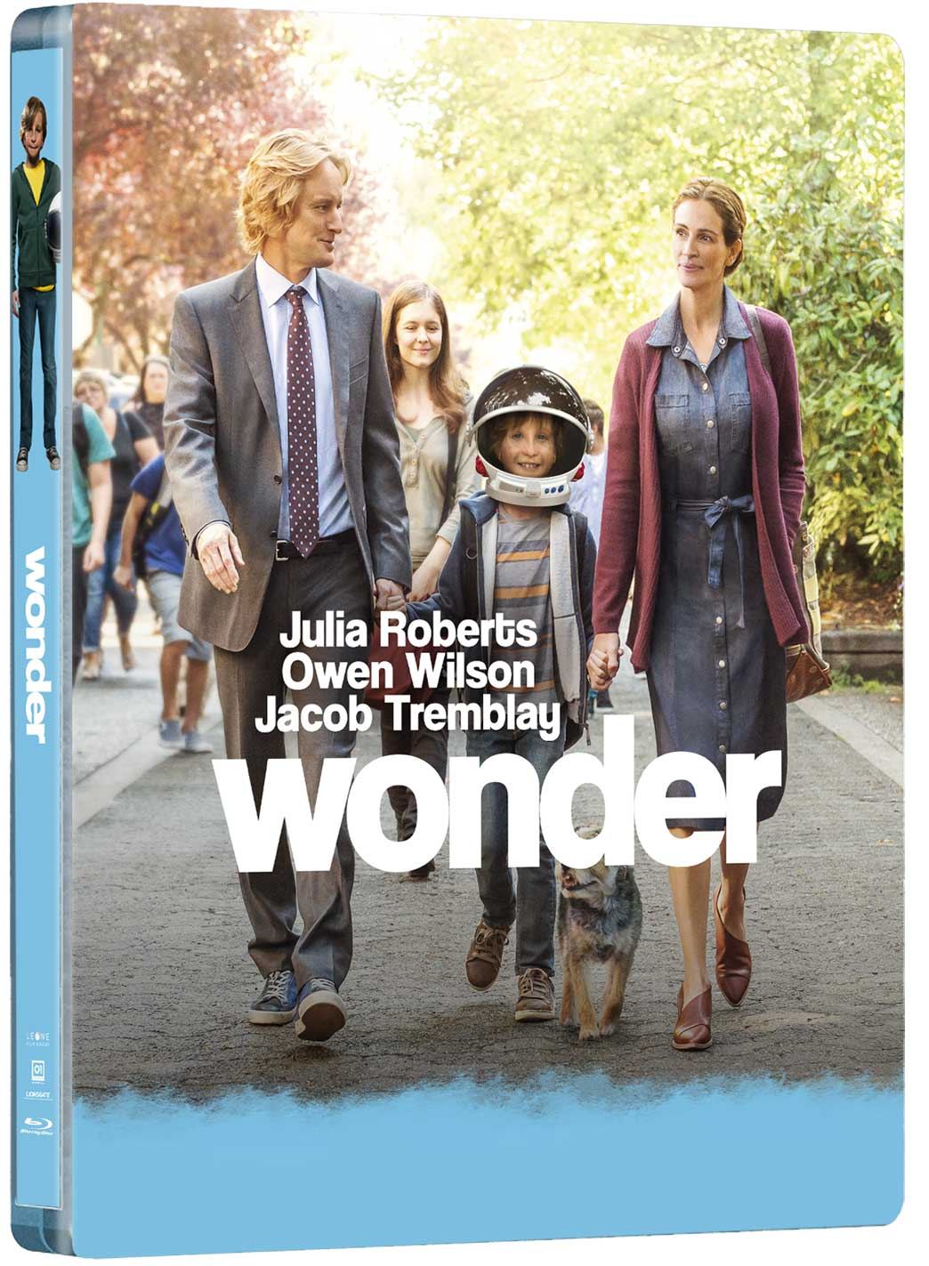 WONDER (STEELBOOK) - BLU RAY
