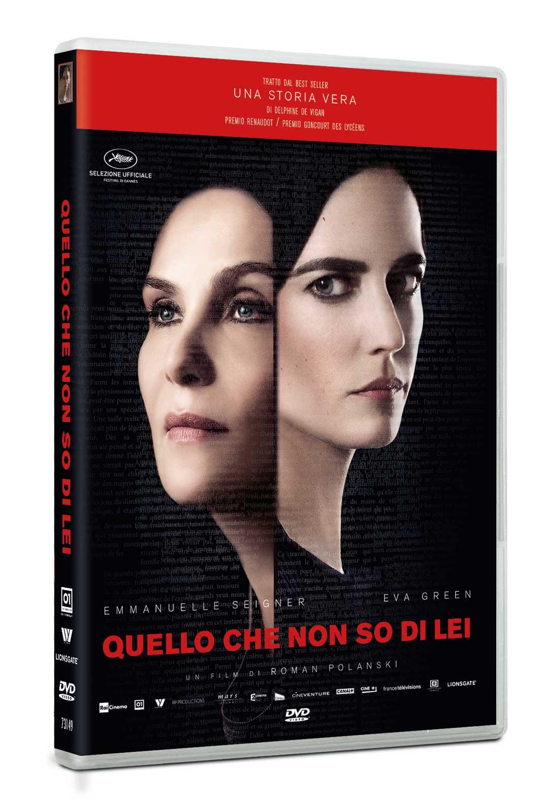 QUELLO CHE NON SO DI LEI (DVD)