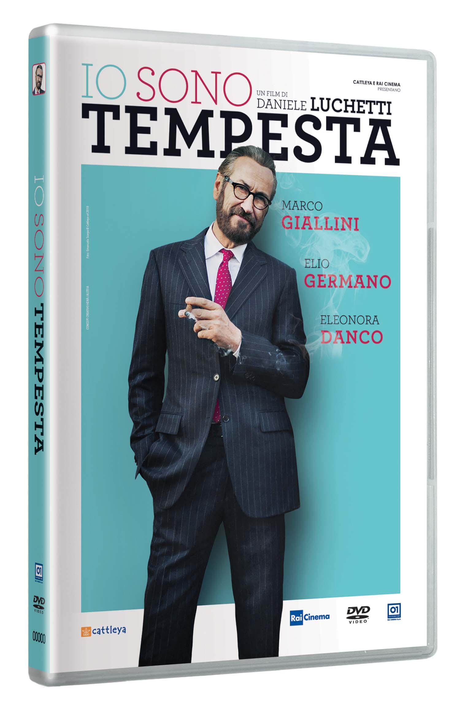 IO SONO TEMPESTA (DVD)