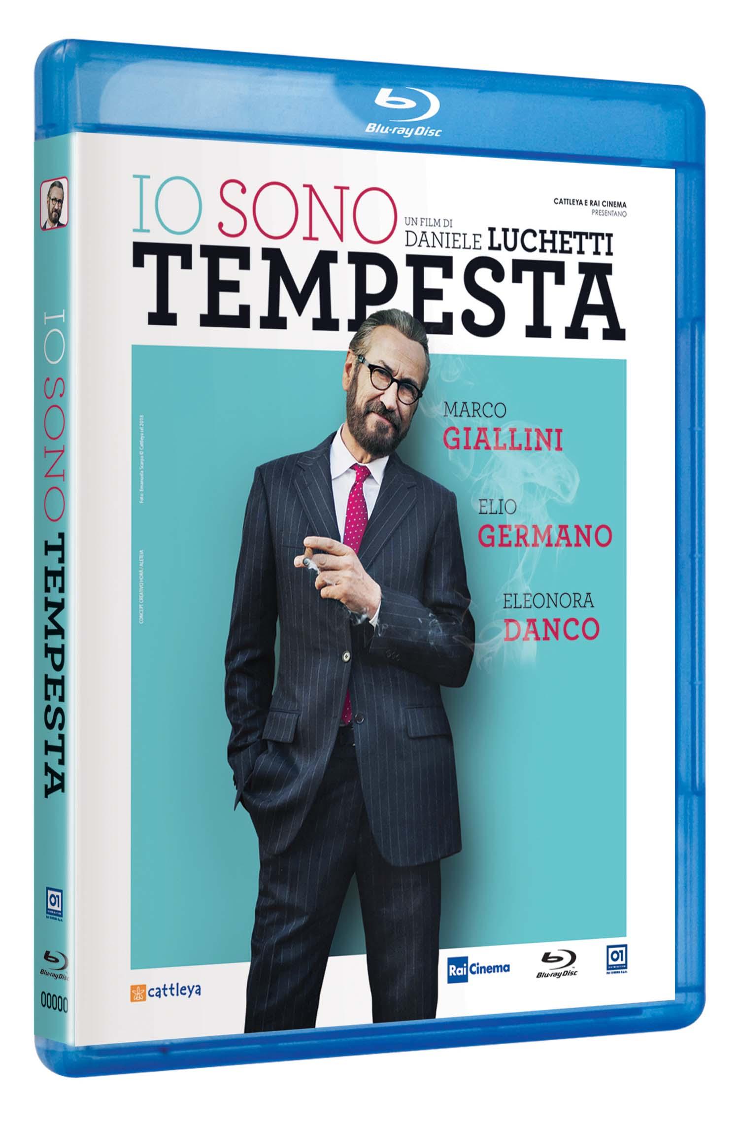 IO SONO TEMPESTA - BLU RAY