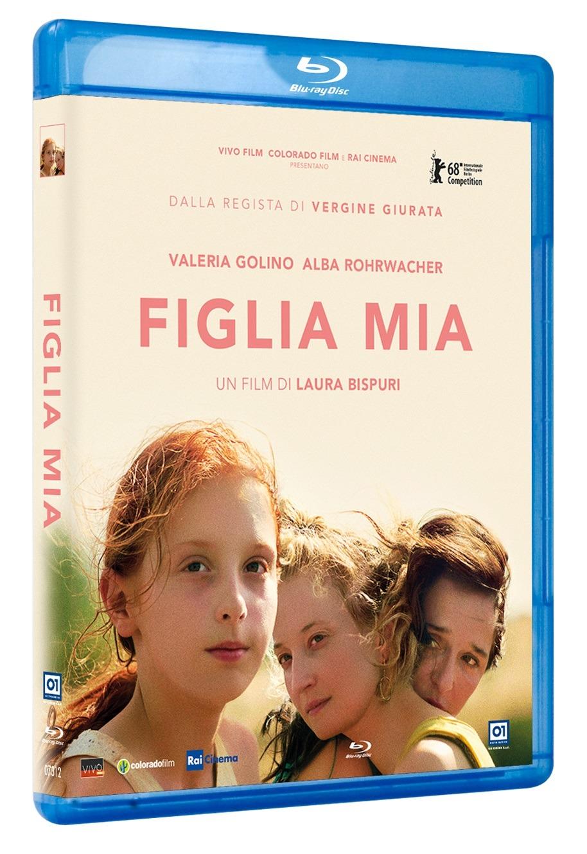 FIGLIA MIA - BLU RAY