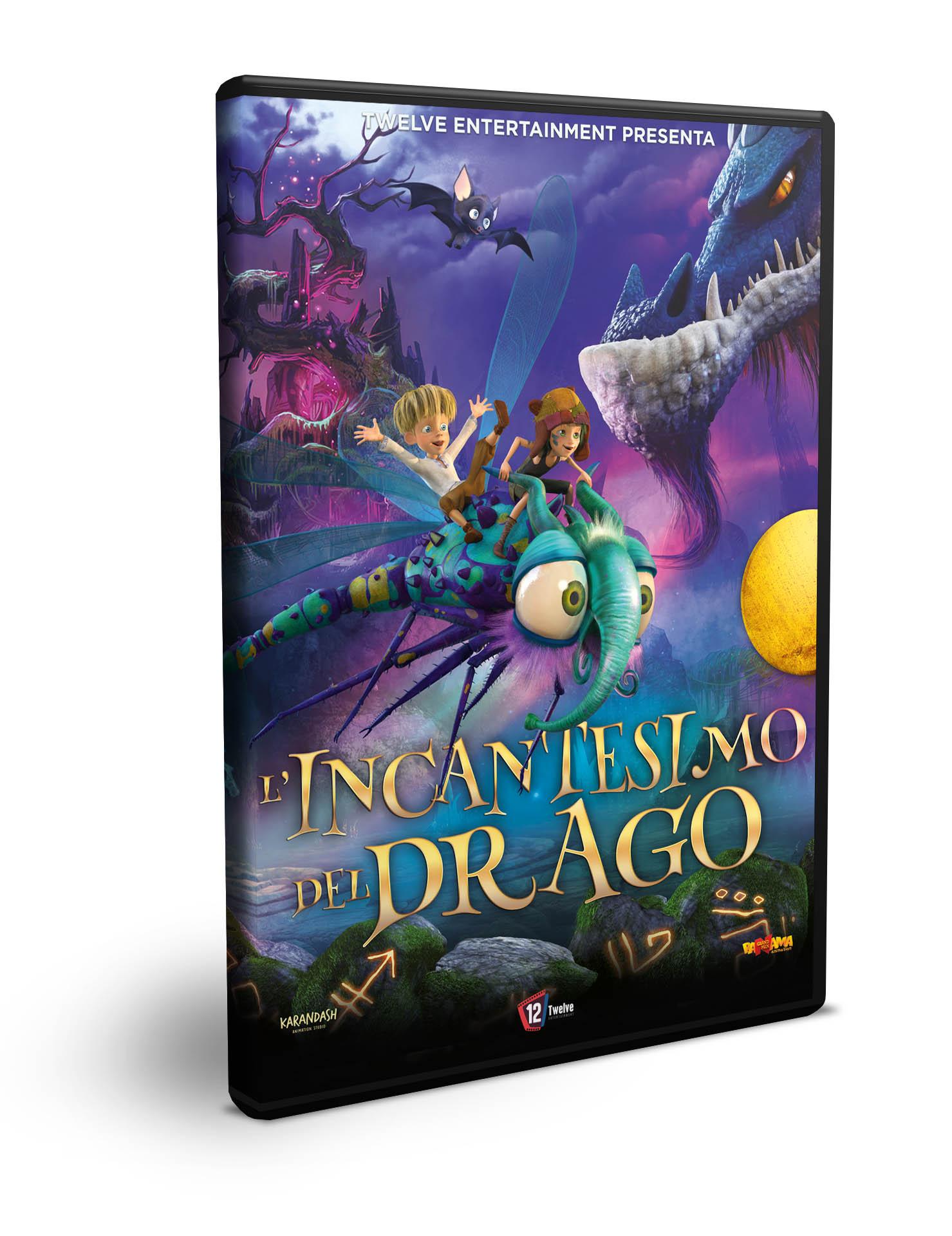 L'INCANTESIMO DEL DRAGO (DVD)