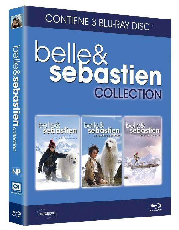 COF.BELLE & SEBASTIEN COLLECTION (3 BLU-RAY)