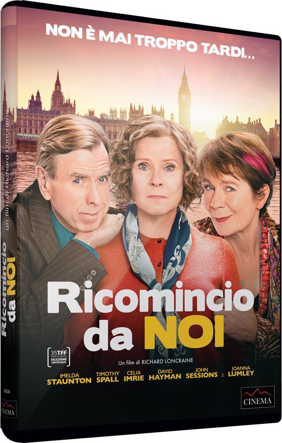 RICOMINCIO DA NOI (DVD)