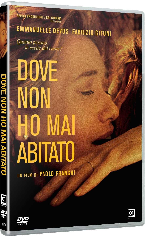 DOVE NON HO MAI ABITATO (DVD)