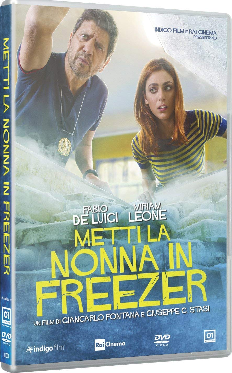 METTI LA NONNA IN FREEZER (DVD)