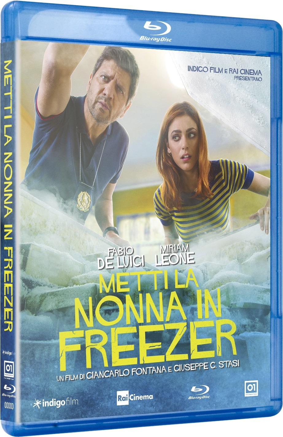 METTI LA NONNA IN FREEZER - BLU RAY