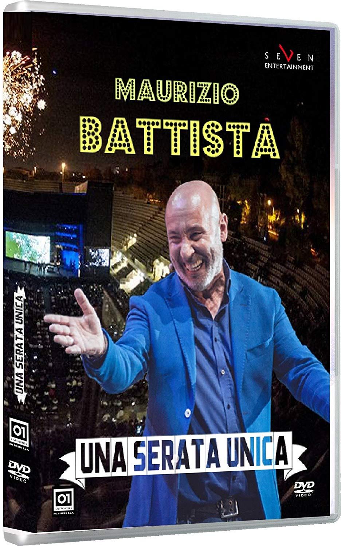 MAURIZIO BATTISTA - UNA SERATA UNICA (DVD)