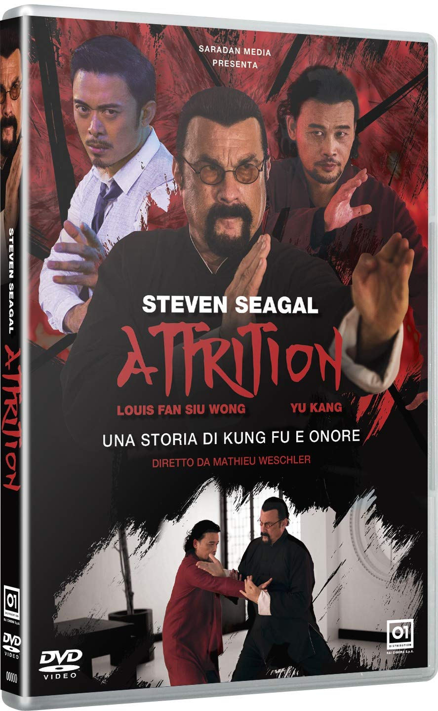 ATTRITION (DVD)
