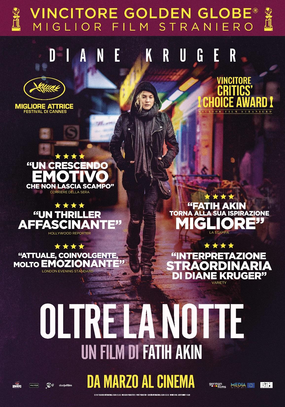 OLTRE LA NOTTE (DVD)