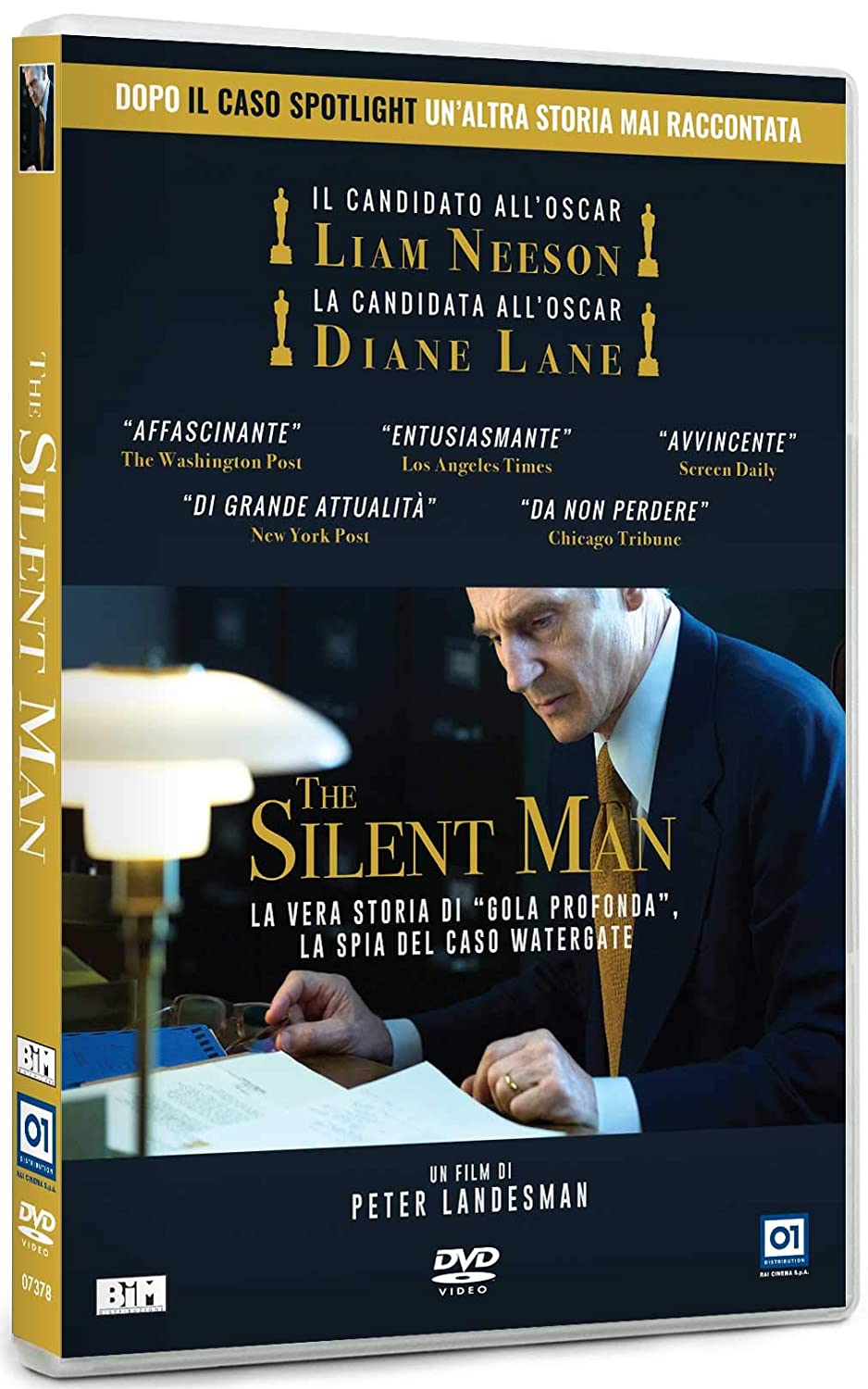 THE SILENT MAN (DVD)