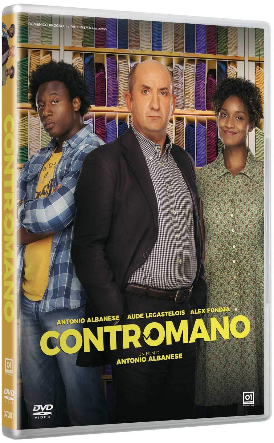 CONTROMANO (DVD)