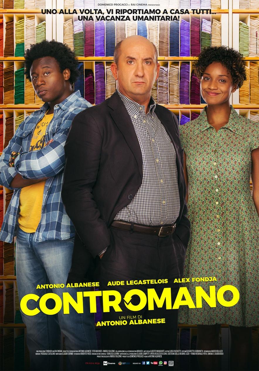 CONTROMANO - BLU RAY