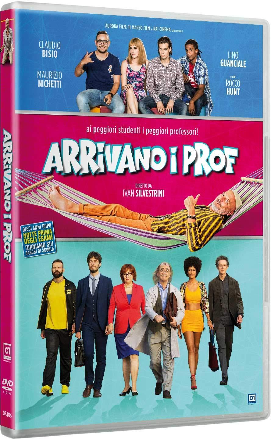 ARRIVANO I PROF (DVD)