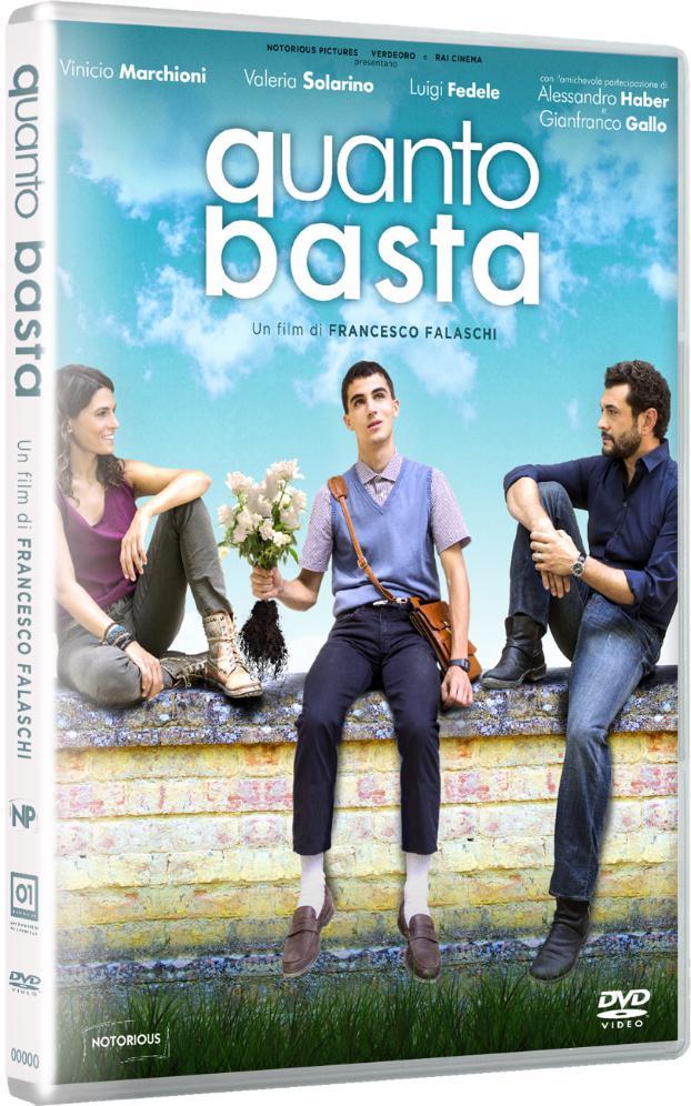 QUANTO BASTA (DVD)